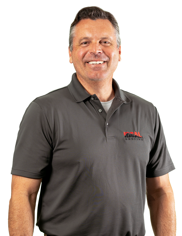Jim Hardwick - Ideal Roofing Contrator Houston TX