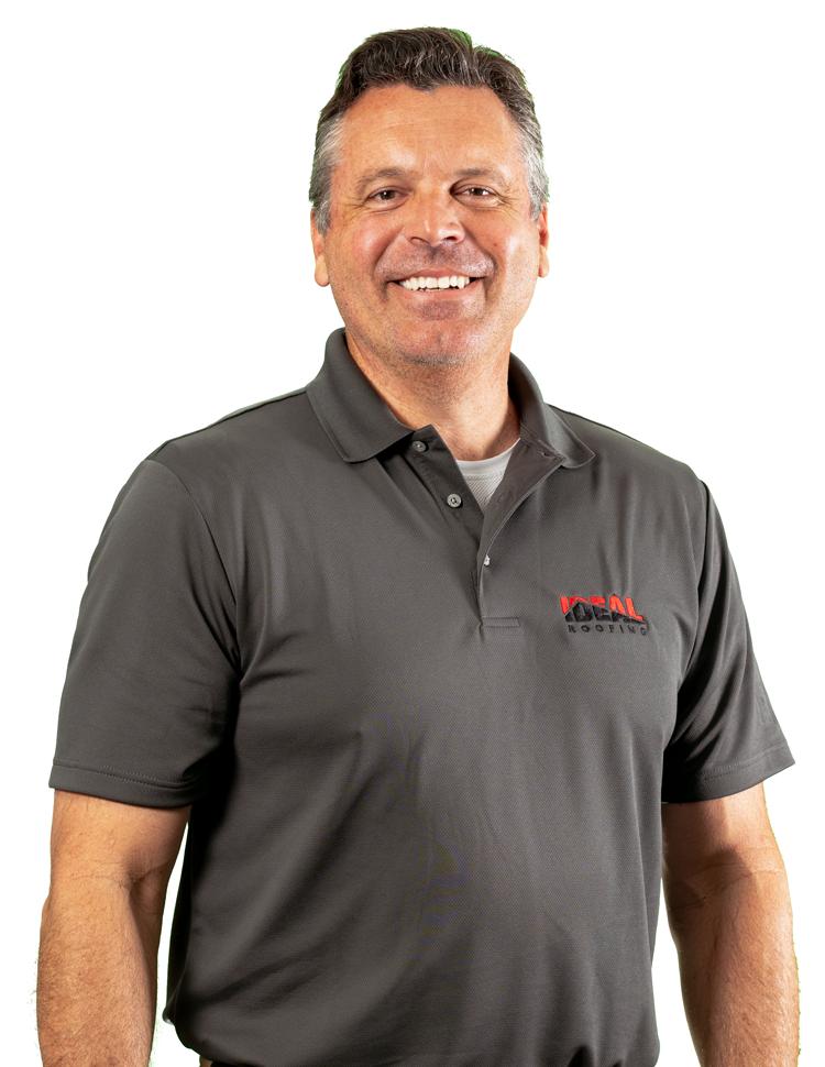 Jim Hardwick - Ideal Roofing Contrator Houston TX