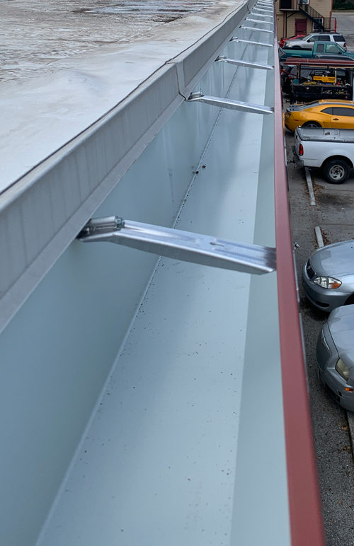 Commercial Gutter Installer Houston